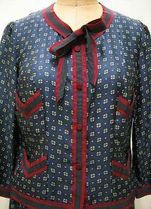Chanel Silk Jacket Met 1963
