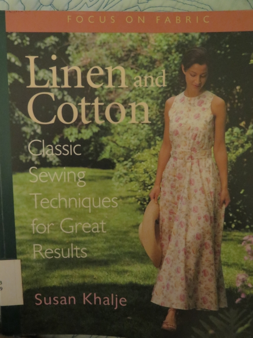 Linen and Cotton Cover