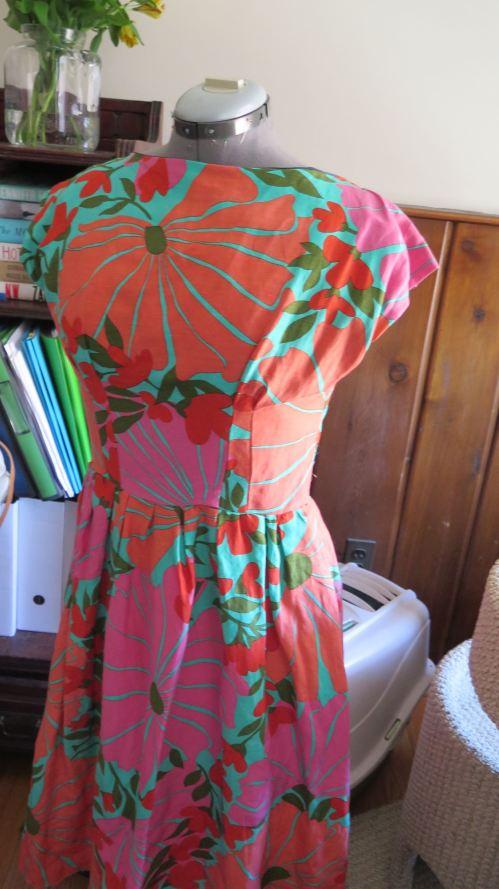 BHL Anna Nanette Lepore fabric