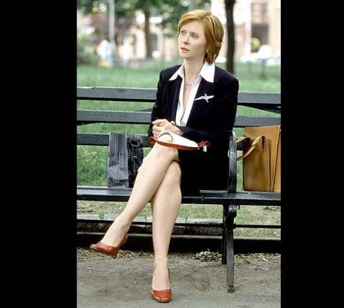 Cynthia Nixon S&TC II