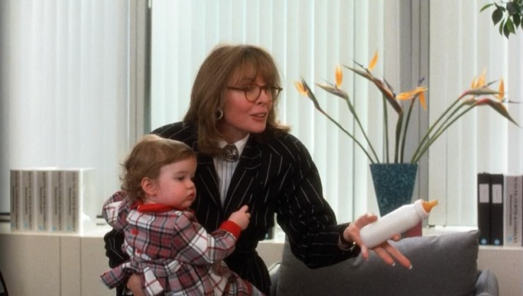 Diane Keaton Baby Boom