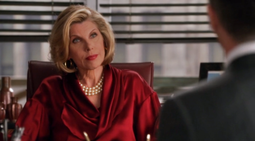 Diane Lockhart Wallpaper Diane Lockhart Still