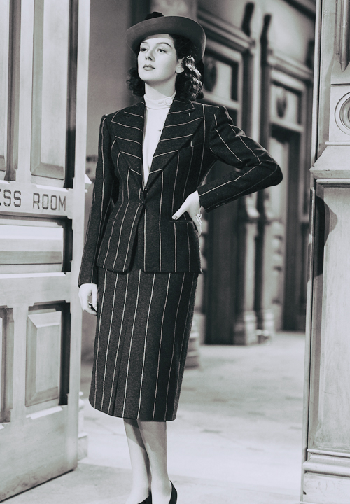 His Girl Friday Rosalind Russell